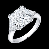 5.03ct Cushion